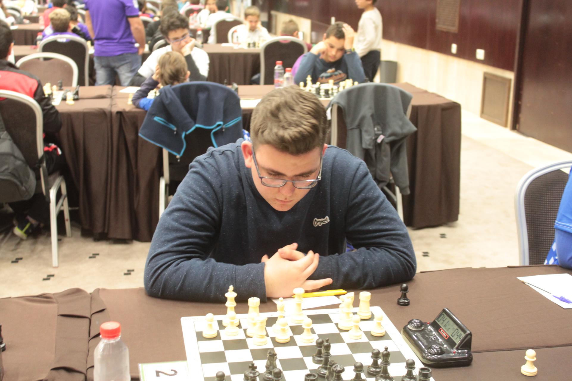 Campeonato de Andalucía por Edades 2018 en Punta Umbría (Huelva) del 12 al 15 de abril, con la part