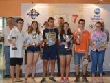 Francisco Orantes Taboada y Ana del Carmen Redondo Benavente Subcampeones de España Sub 16