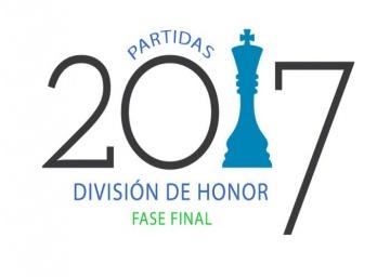 Partidas División de Honor. Fase Final