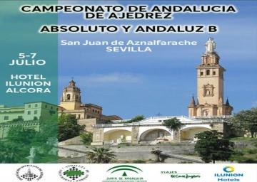 Convocatoria de los Campeonatos de Andalucía Absoluto y Andaluz B - 2019.