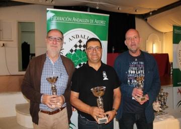 José Juan Rubio Tapia, Campeón de Andalucía Supra 50 - 2019.