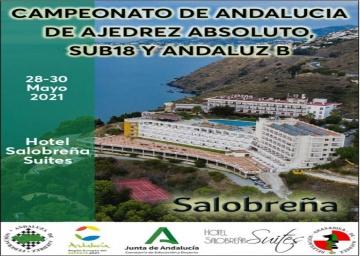 Campeonatos de Andalucía Absoluto - Sub18 y Andaluz B.