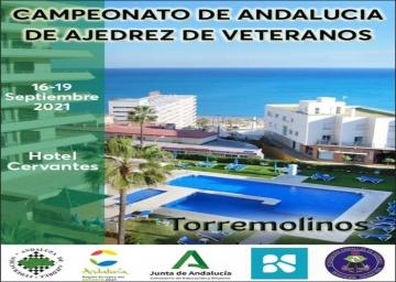 Convocatoria del Campeonato de Andalucía de Veteranos 2021.