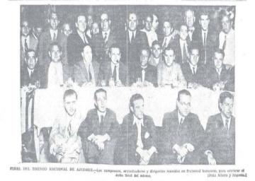 Los inicios de Eugenio Gómez.
