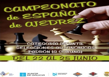 Campeonato de España Sub 14  (Madrid se proclama Vencedora)
