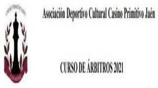 Curso de preparación para examen de árbitro Nivel 1 y Autonómico FADA.