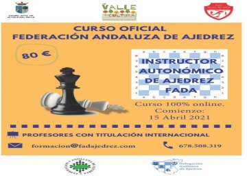 Curso de Instructor Autonómico FADA (Actualizado 06/04/2021)