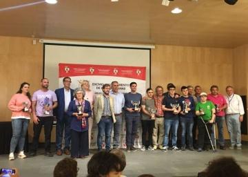 Campeonato de Andalucía de Ajedrez Rápido 2018.