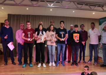 Cto de Andalucía Sub 16 - 2019