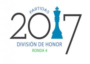 Partidas División de Honor. Ronda 4