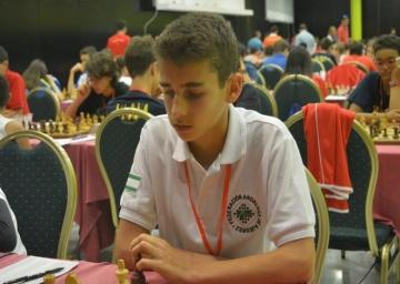 El MI malagueño Lance Henderson de la Fuente consigue norma de GM en el Open de Gibraltar.