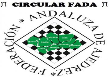 Plazas y clasificados para los Ctos de Andalucía 2020.
