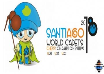 Campeonato del Mundo Sub 8 a Sub 12. Santiago de Compostela.