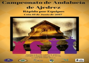 Campeonato de Andalucia de Ajedrez Rápido por Equipos 2017