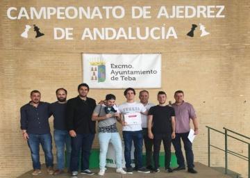Peña Oramana Campeona de Andalucía por Equipos Activo 2018.