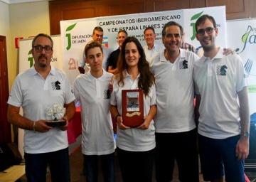 Campeonato de España por Equipos de 2 División. El Club Coín consigue el tercer puesto.