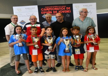 Campeonato de España Sub 8