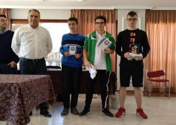 Campeonato de Andalucía Sub 18 - 2018.