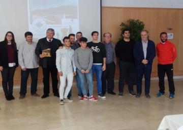 Oromana Cen Solutions, Campeón de Andalucía por Equipos.