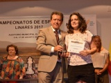 Mariela Perera Subcampeona de España