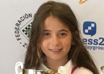 Campeonato de España Sub 10 rápido.