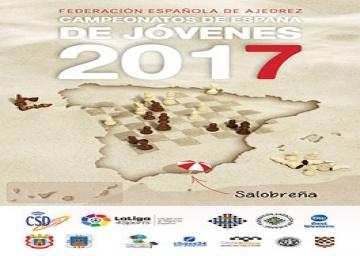 Finalizaron los Campeonatos de España de menores 2017