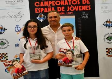 Campeonato de España Sub 12.
