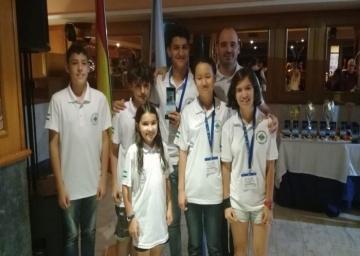 Campeonato de Selecciones Autonómicas Sub 14. La Comunidad Valenciana Campeona.
