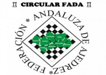 CIRCULAR 39: sorteo Liga Andaluza 2021