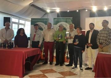 Campeonato de Andalucía Andaluz B 2018.